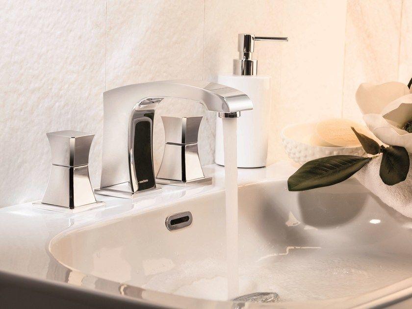 ברז 3 חורים קלאסי NEWFORM CLASS-X | Bathroom Faucets - ברזי אמבט ...
