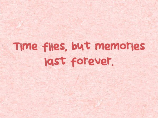 Time Flies But Memories Last Forever Fly Quotes Memories Quotes Time Flies Quotes