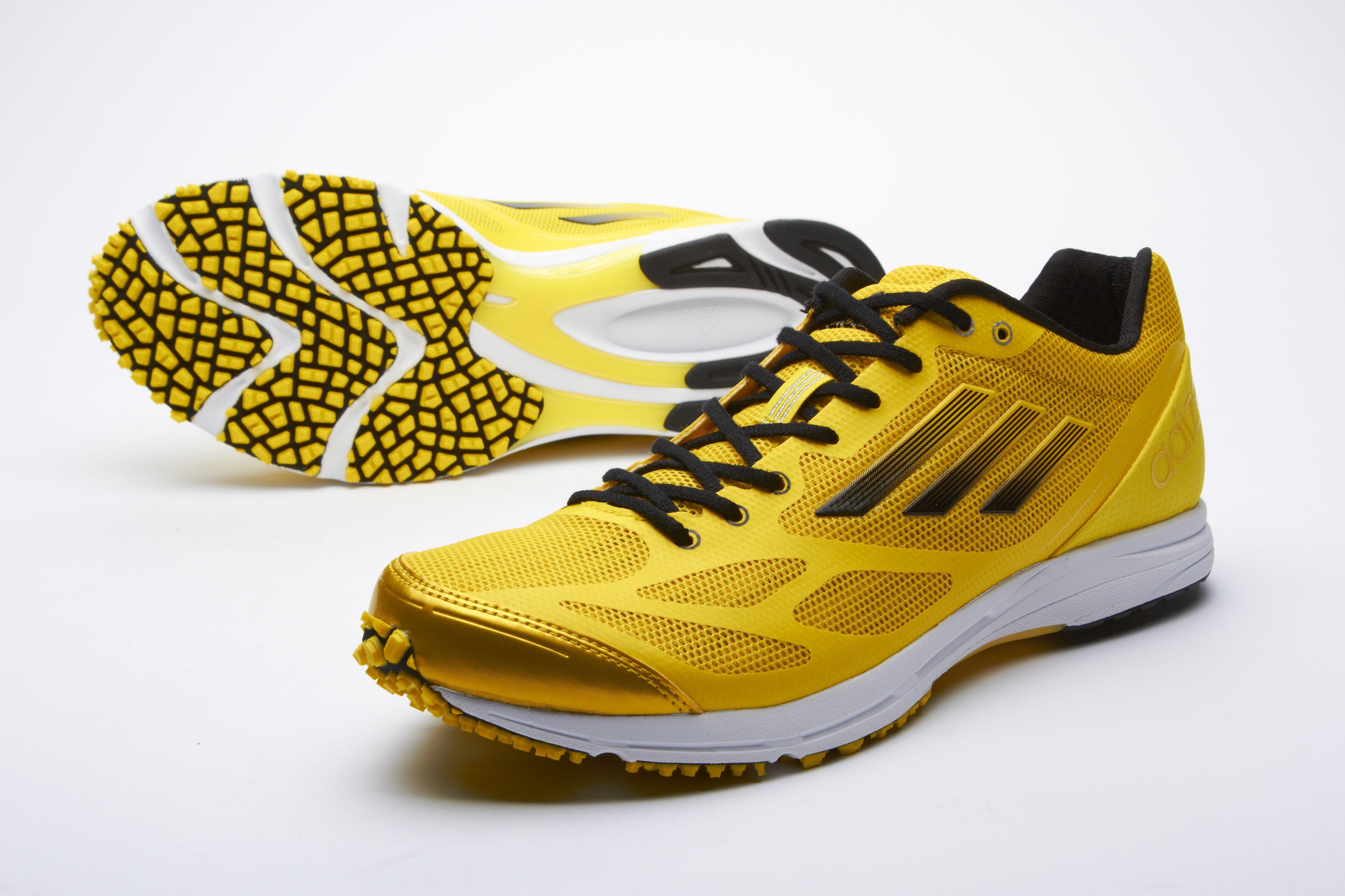adidas adiZero Hagio 2 Yellow/Black/White http//www