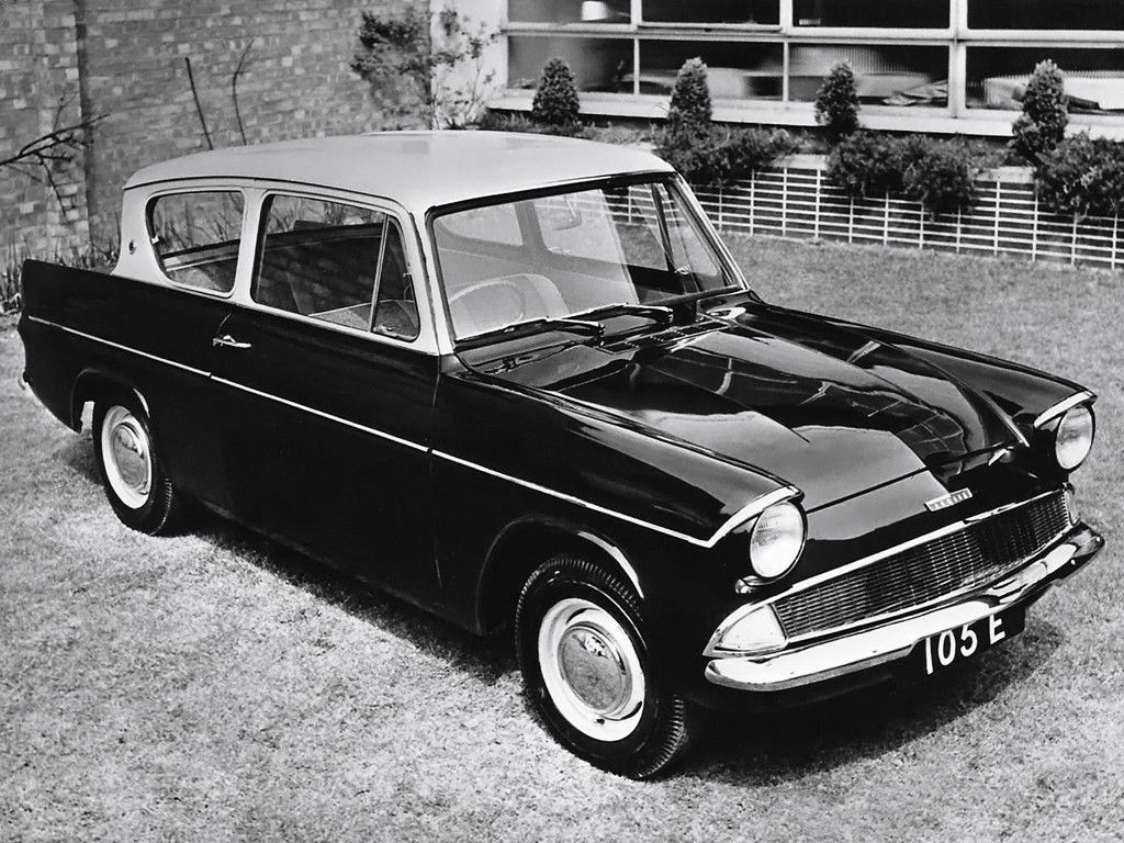 Ford anglia manual pdf #7
