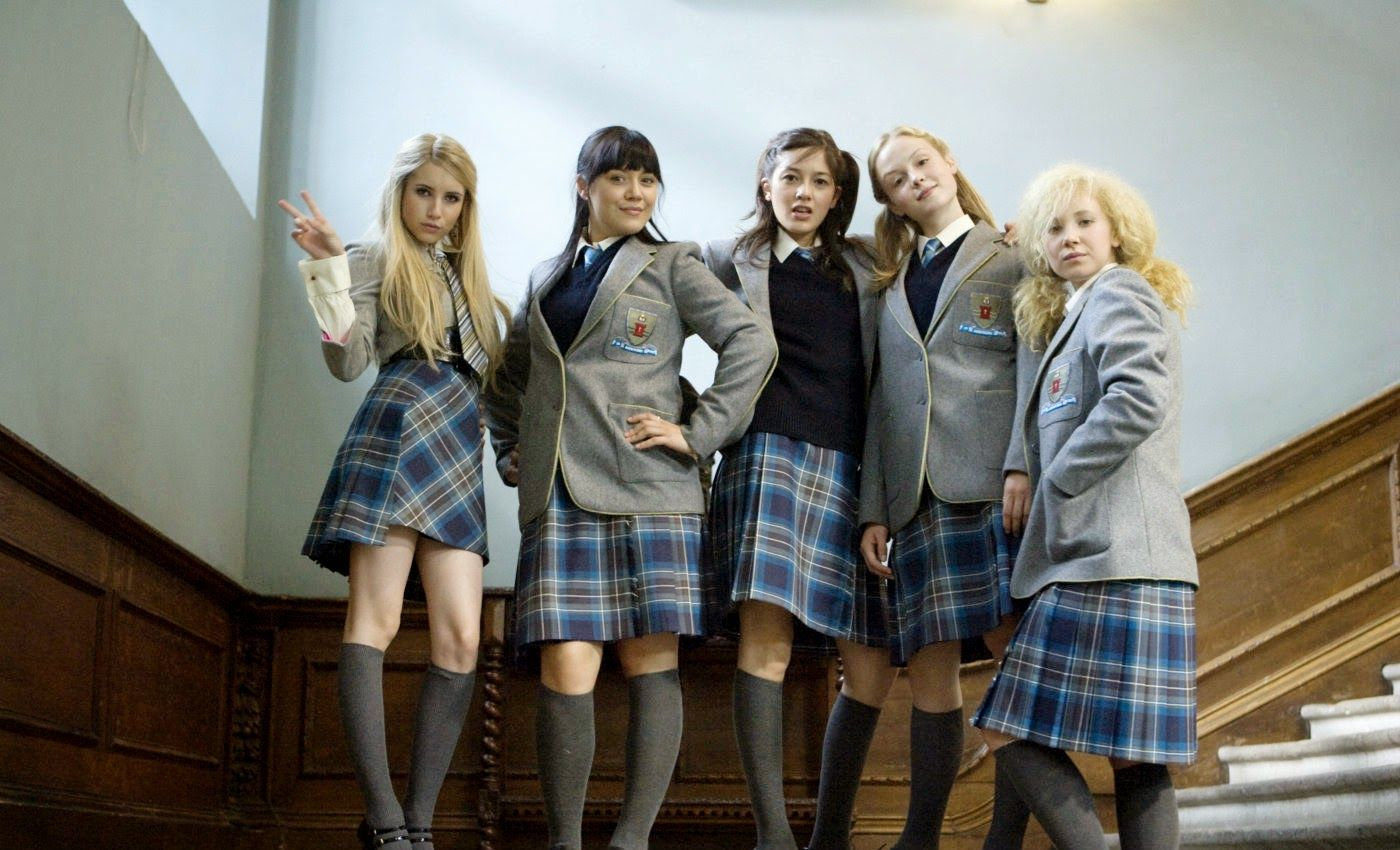 20 Confessions Of An All Girls Private School Girl | Эмма робертс ...
