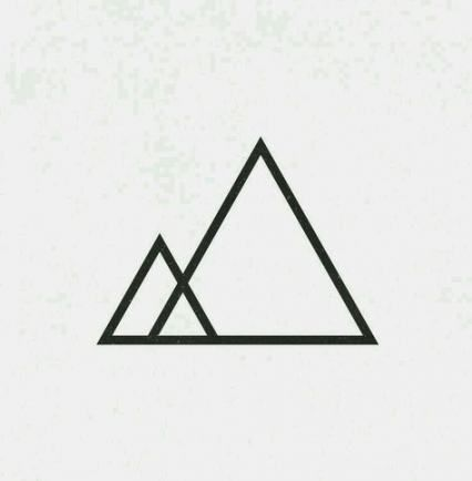Tattoo Simple Mountain 58 Ideas Tattoo Mountain Tattoo Simple Geometric Mountain Tattoo Small Mountain Tattoo