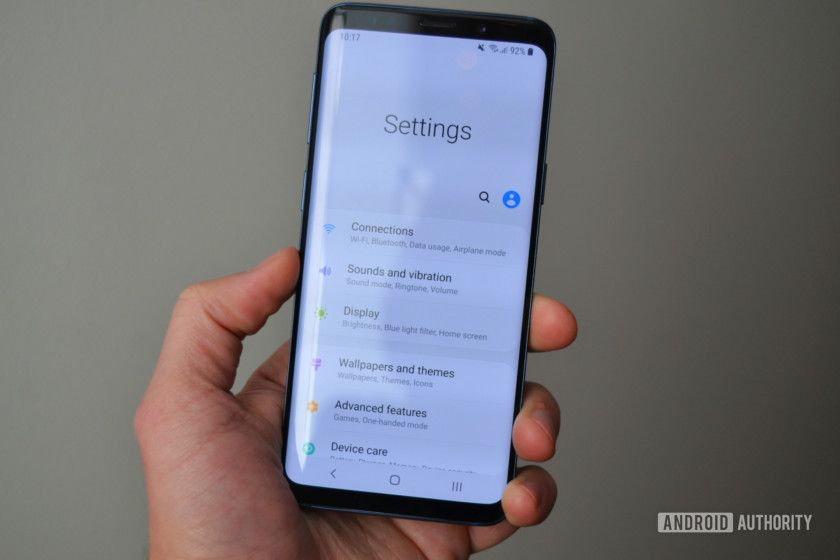First look at One UI and Android Pie on the Samsung Galaxy