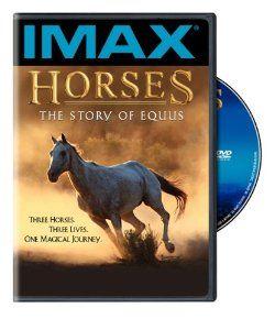 Amazon Com Imax Horses The Story Of Equus Michael Caulfield