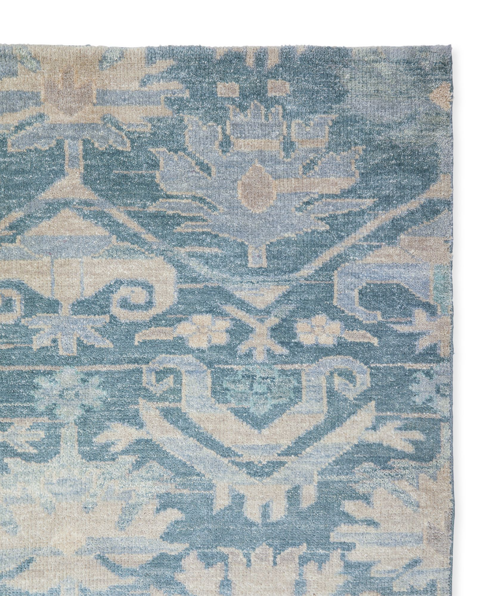 Cumana Rug Swatch In 2020 Hand Knotted Rugs Rugs Wool Area Rugs