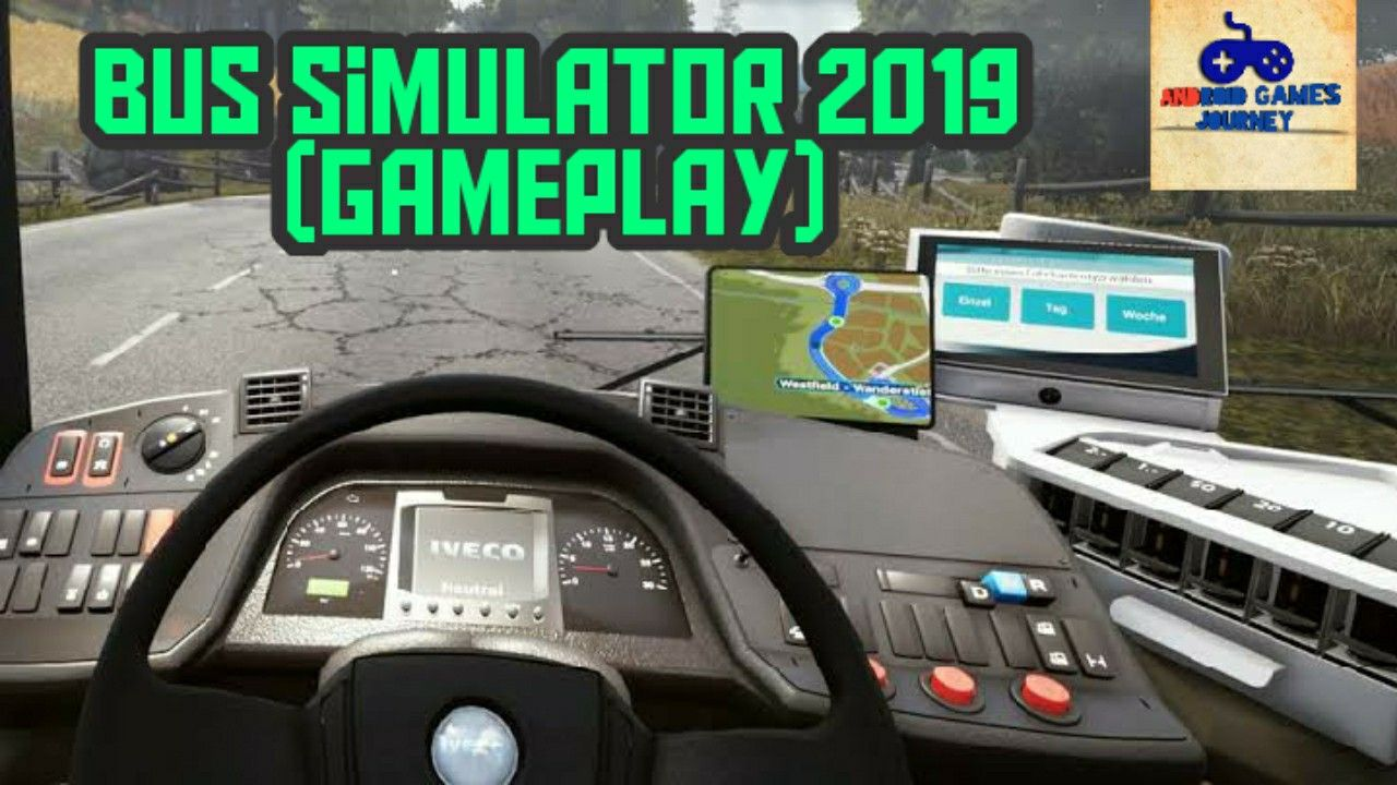 bus driving games downloading