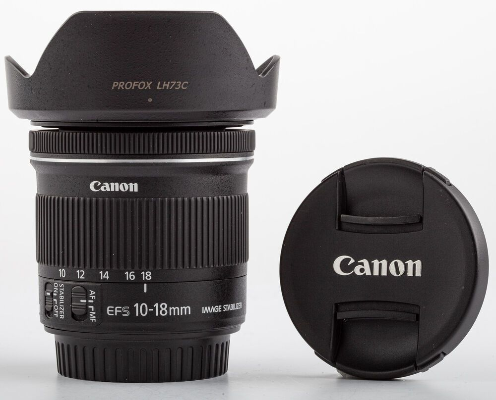 Canon Ef S 10 18mm 45 56 Is Stm Zoom Shp 58865 10 Things Stuff To Buy Category