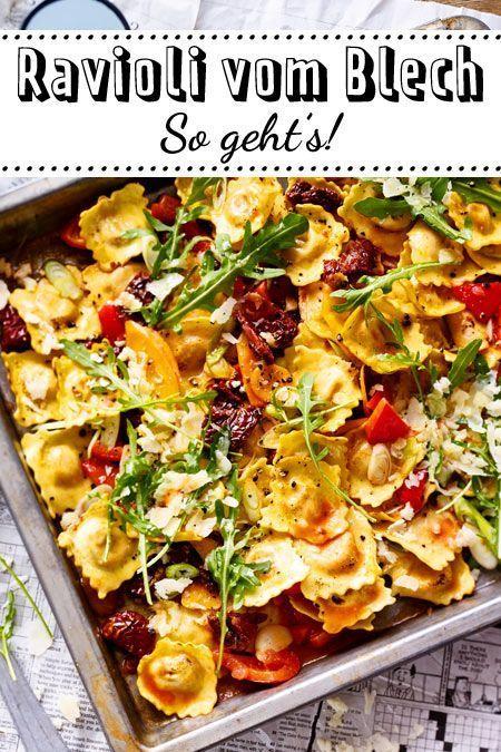 Photo of Sheet metal ravioli recipe | DELICIOUS