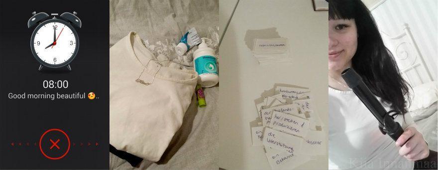 Kiia Innanmaa: MY DAY from MONDAY
