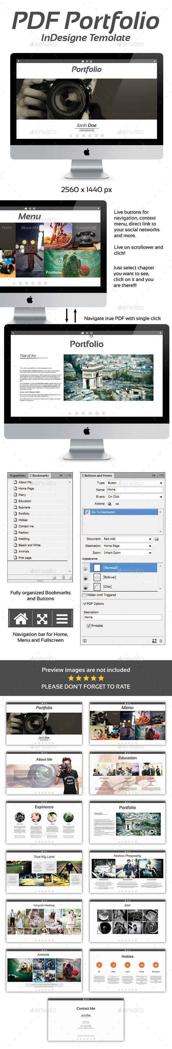 interactive pdf prezentation 2560x1440 template  design download       graphicriver net  item