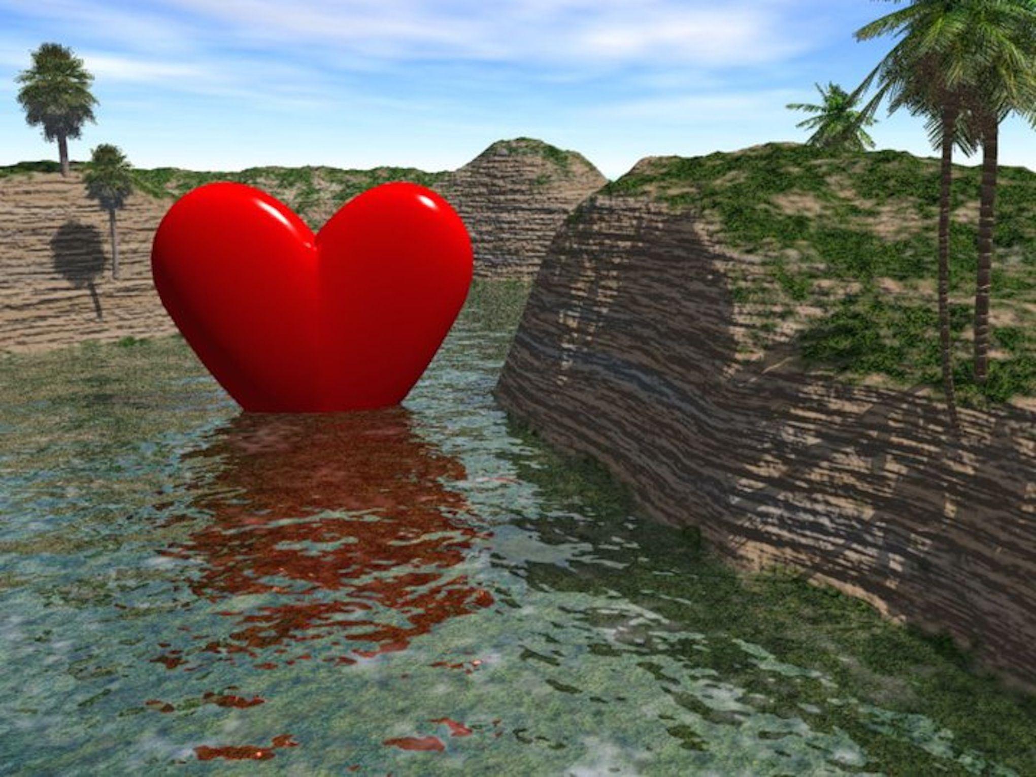 Nouveau texte publié sur le site littéraire Plume de PoèteLe coeur dans le désert apporte la mer ...