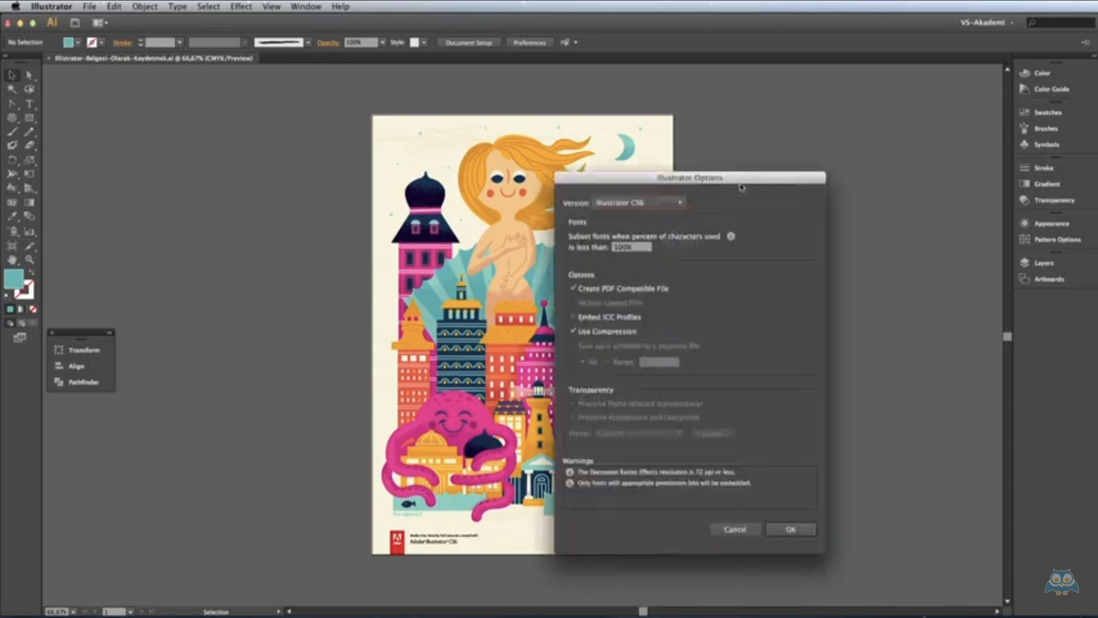 Bastan Sona Tek Videoda Adobe Illustrator Cs6 Baslangic Egitimi Dersleri Ucretsiz Adobe Adobeillustrator Full Free Egitim Ders Dersleri Kurs Tasari