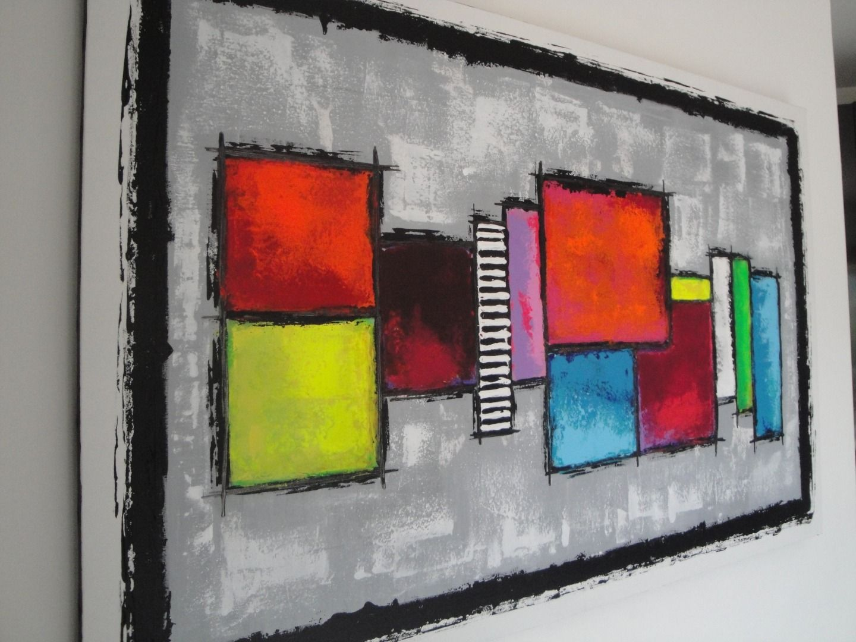 peinture abstraite contemporaine