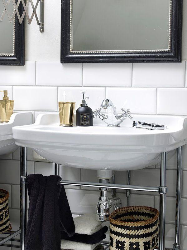 Ocho lavabos pequeños que te enamorarán Interiors - lavabos pequeos