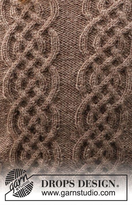 Free Pattern | Lavoro a maglia | Pinterest | Tejido, Puntos y Patrones
