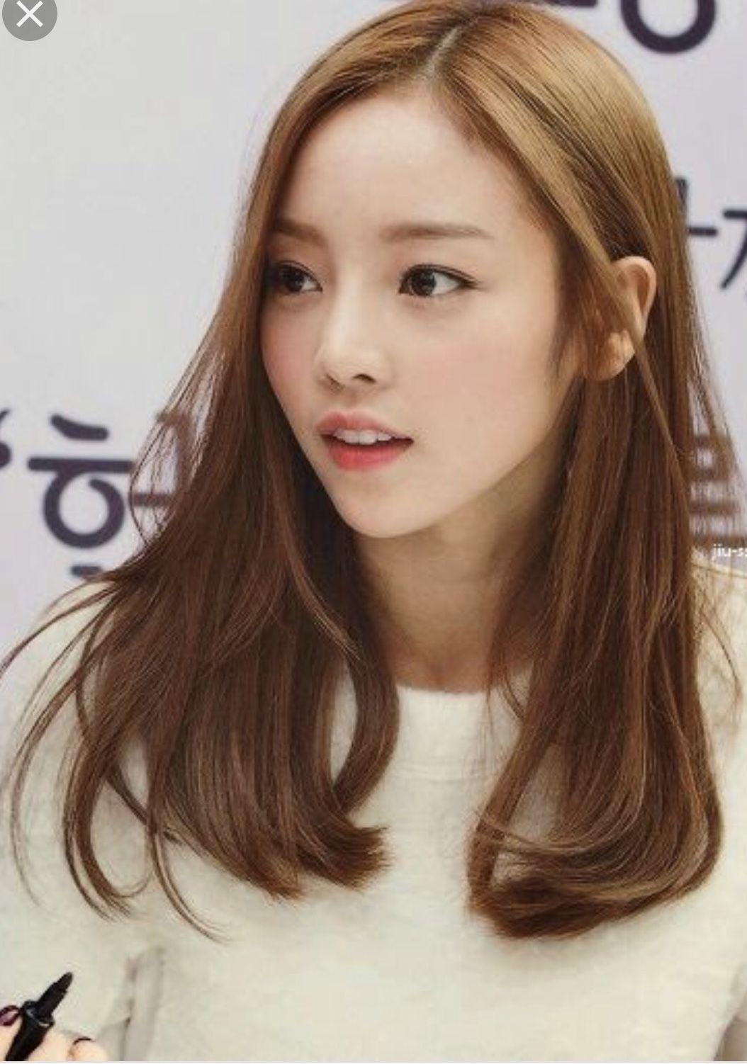 Pin By Valerie Lee On Haircut Hair Color Asian Korean Hair Color Light Brown Hair