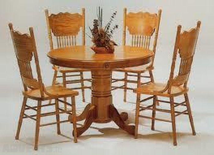 country chair styles | Solid Oak Country style kitchen ...