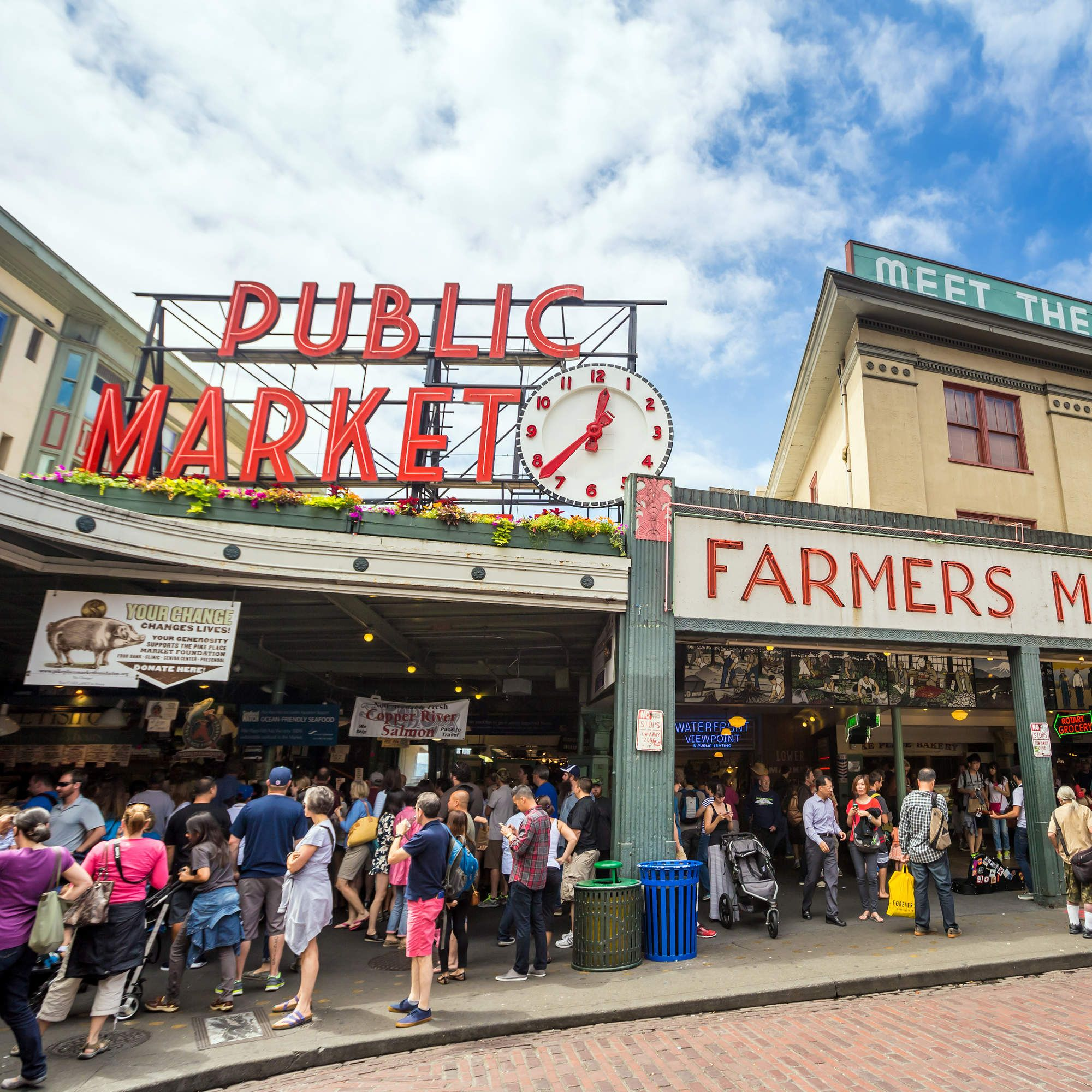 Best Places To Stay Near Seattle Wa: The 50 Best Things To Eat And Drink At Pike Place Market