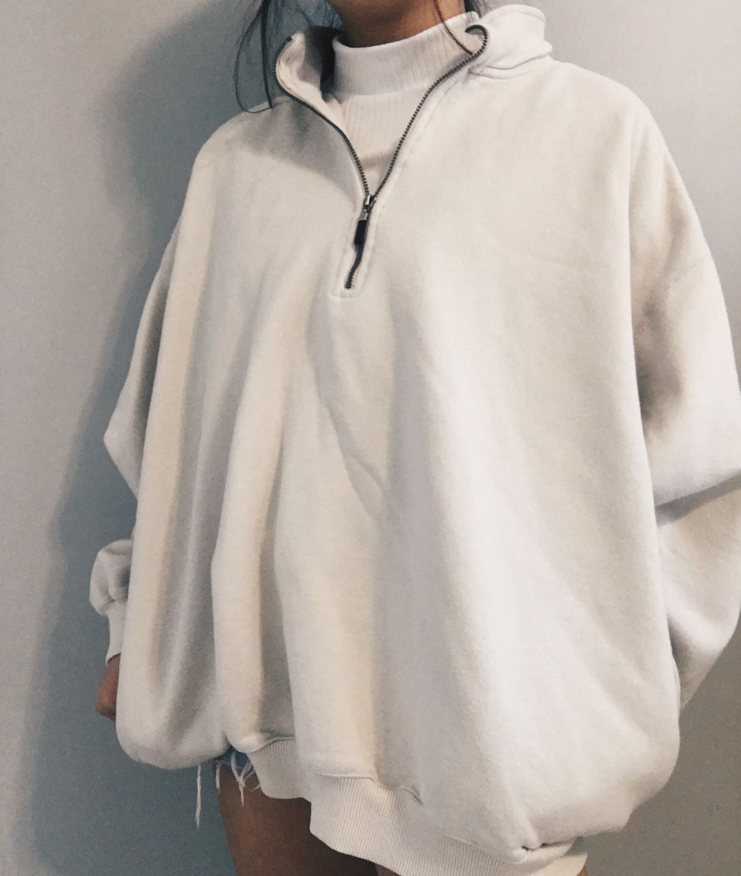 Mulimia Womens Casual Zip Up Long Sleeve Crop Hooded Jacket Outwear