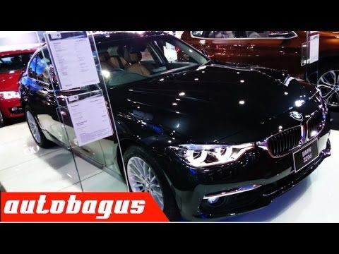 2017 Bmw 320d F30 Lci Exterior And Interior Walkaround Cars