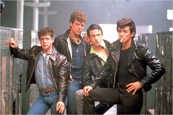 grease 2 we're going prowling tonight and get some joints in
