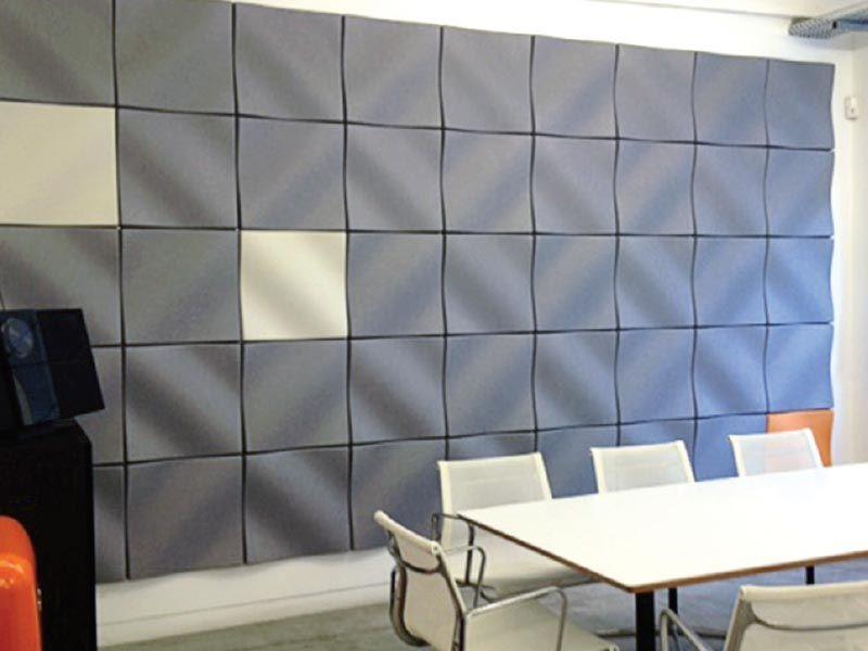 Conference Room Wall - Kirei USA | Bebe | Pinterest | Tile ...