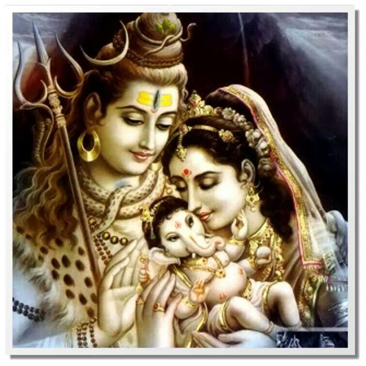 beautiful pics of lord shiva and parvati