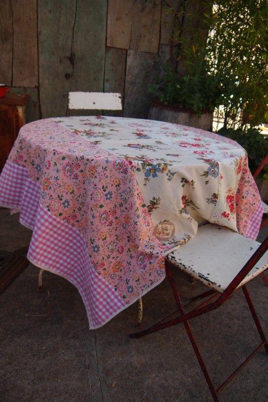 tablecloth | ACCESOIRES/ bags / scarfs etc | Inge de Jonge