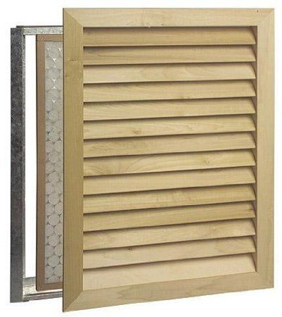 24x24 Decorative Air Return Vent Covers from Worth Home Products ...