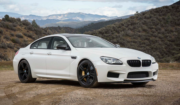 2017 bmw m6 gran coupe: new car product review | cars,trucks