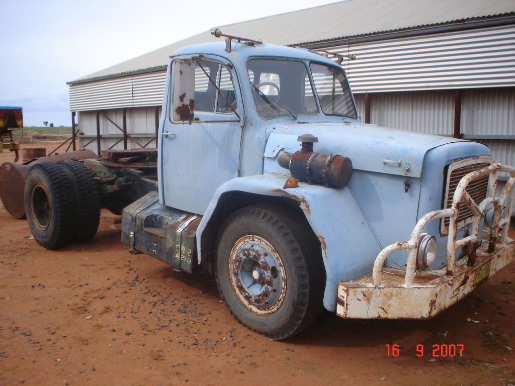 Magirus Deutz NZ Barn FindsTow