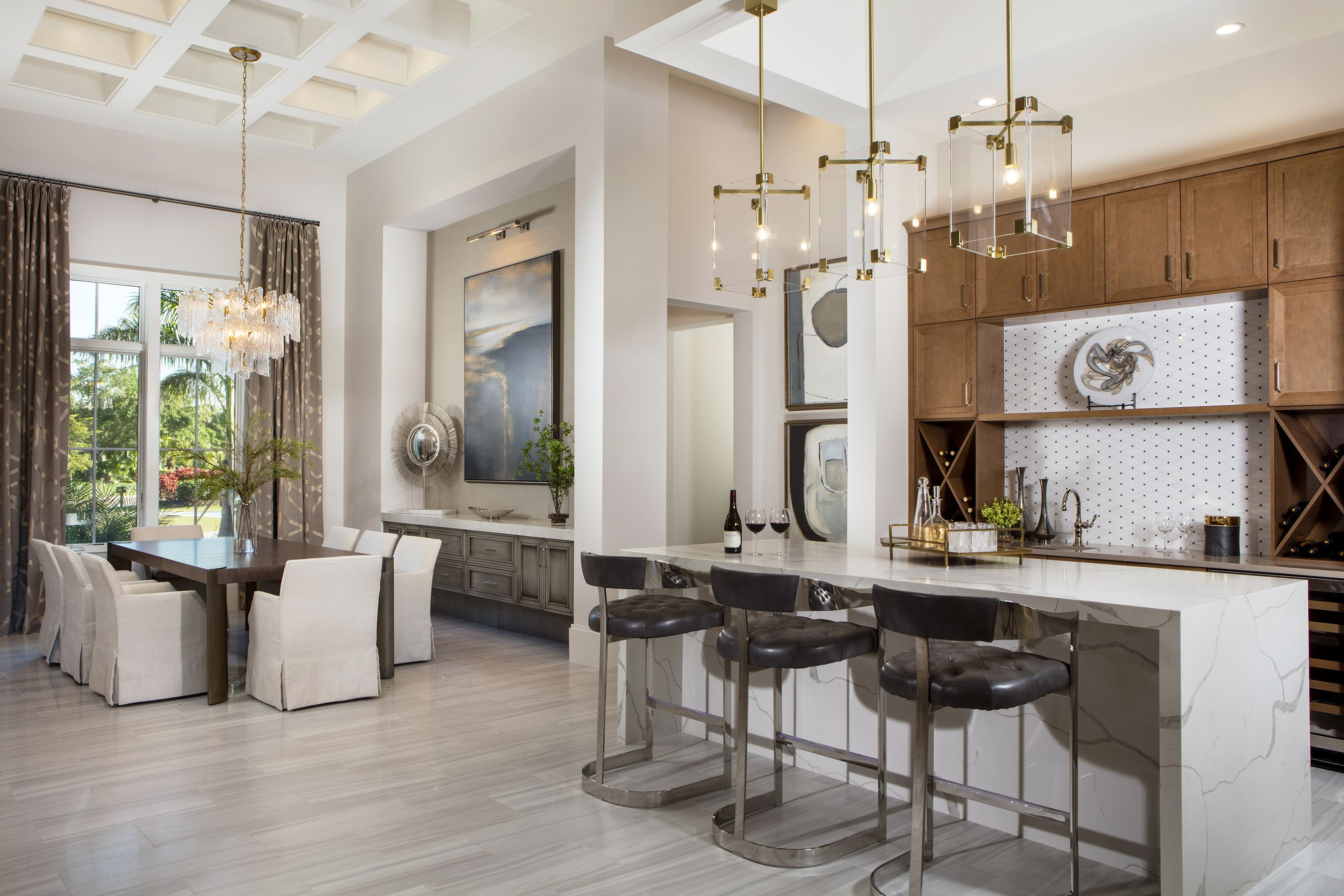 A Luxurious Home In Naples Fl Designed By Beasley Henley