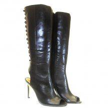 Moselle Sandal Boot Preta 7337