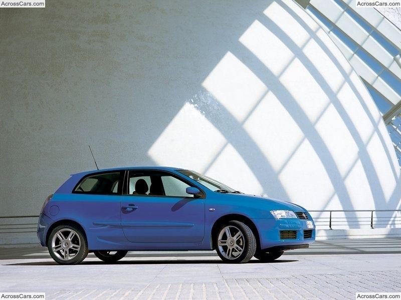 Fiat Stilo Abarth 2002 Cars