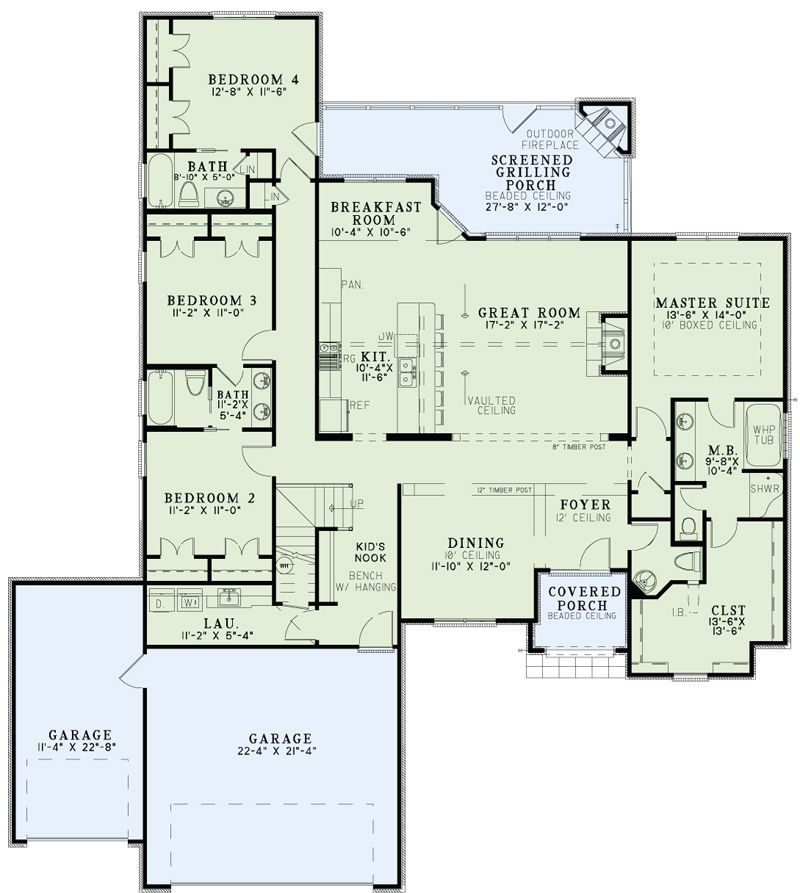 House Plan  A ALBANY second floor plan   Square Feet    House Plan  A ALBANY second floor plan   Square Feet        quot  wide by        quot  deep bedrooms  optional    baths  optional Car Garag