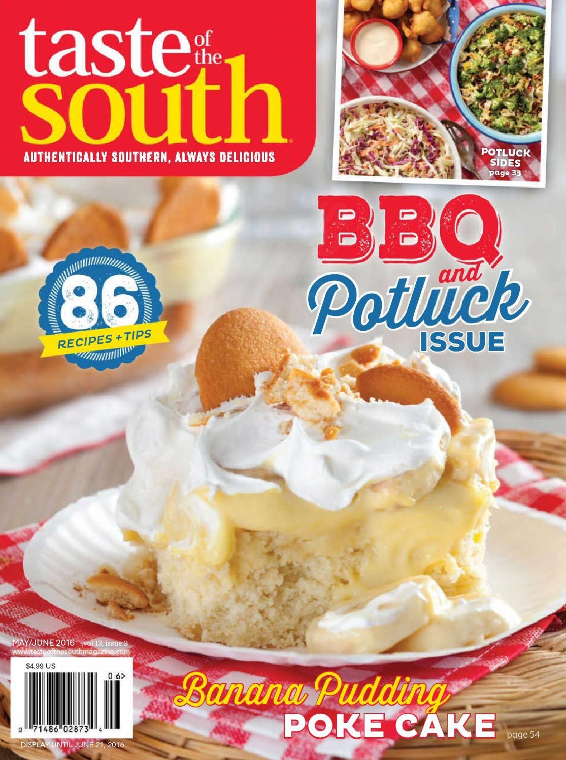 Taste of the south june 2016 allmagazines digital magazine taste of the south june 2016 allmagazines digital magazine download pdf forumfinder Choice Image
