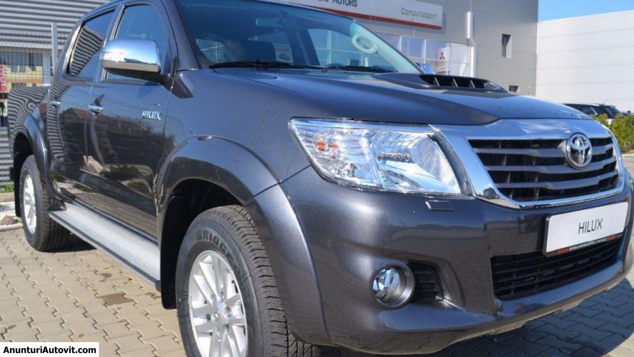 Toyota Hilux 2015 [27500 EUR] Nasaud [050336 26102015]