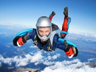 Sky Diving Skydiving Adventure Extreme Sports