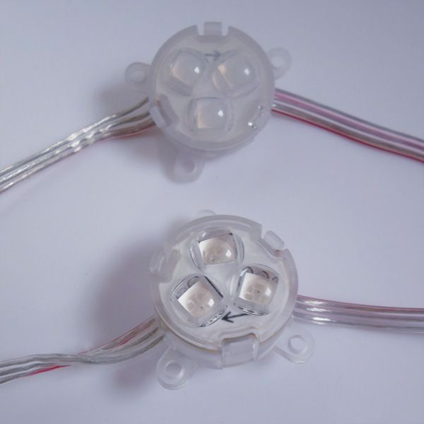 30mm LED Dot Light Product Code: ET-D30C-1FCW-IC Availability: In Stock