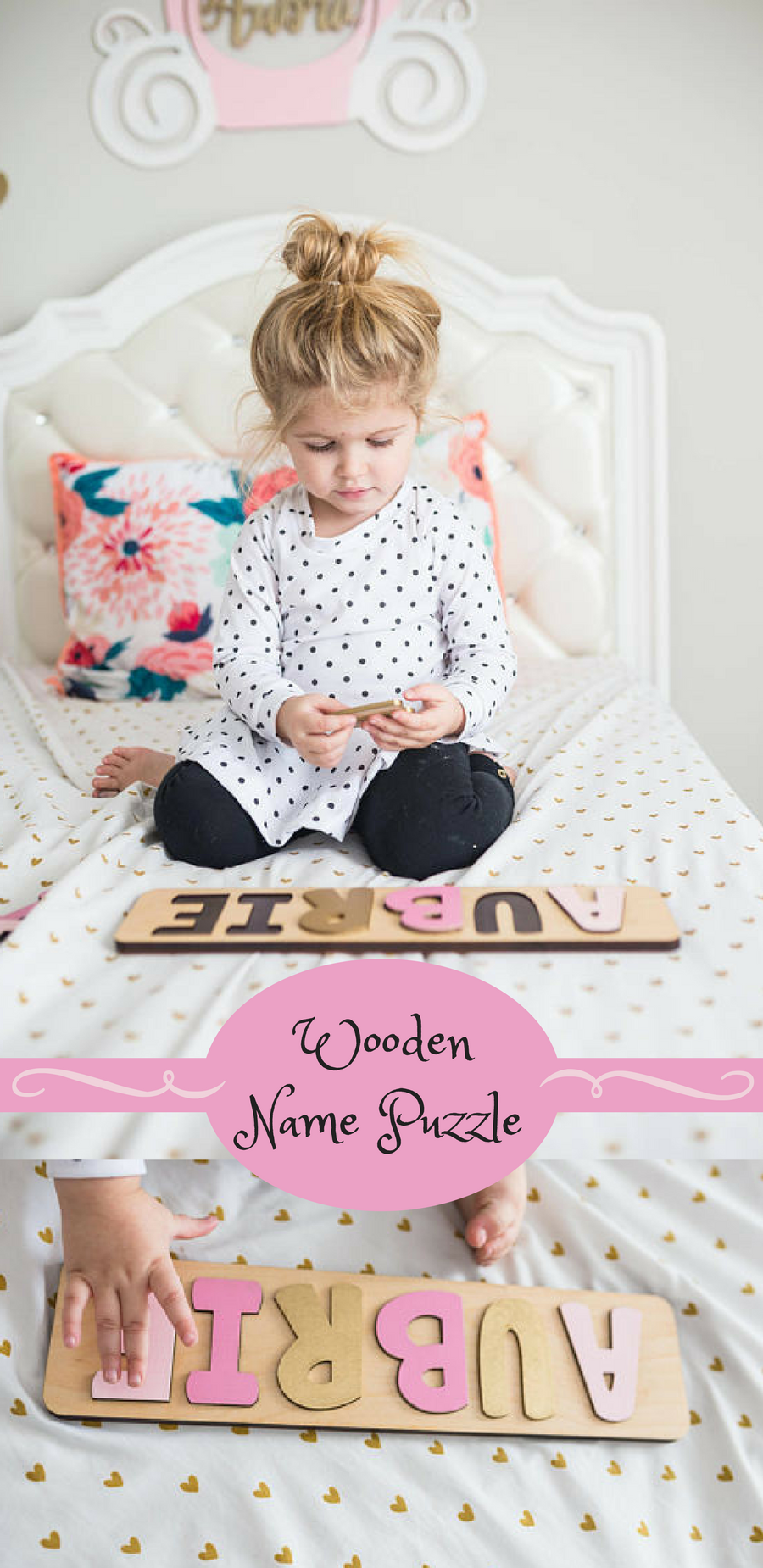I love this personalized wooden puzzle perfect for a baby gift i love this personalized wooden puzzle perfect for a baby gift affiliate negle Choice Image