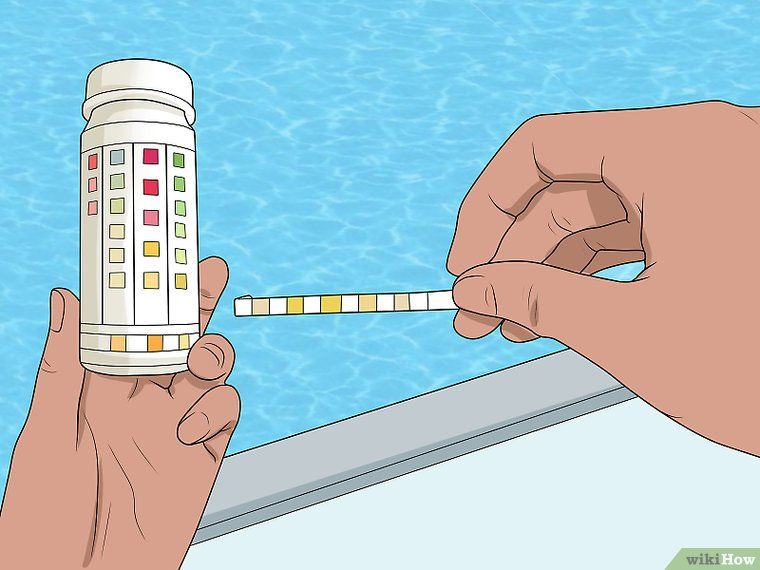 How To Raise Ph In Pool 12 Steps With Pictures Swimming Pool Maintenance Pool Vinyl Pool
