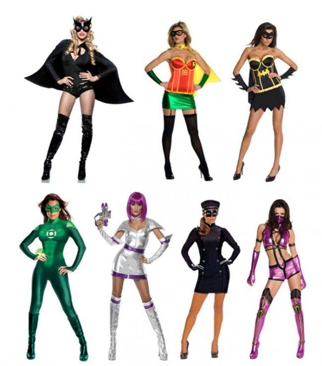 heroes - Heroes Halloween Costumes