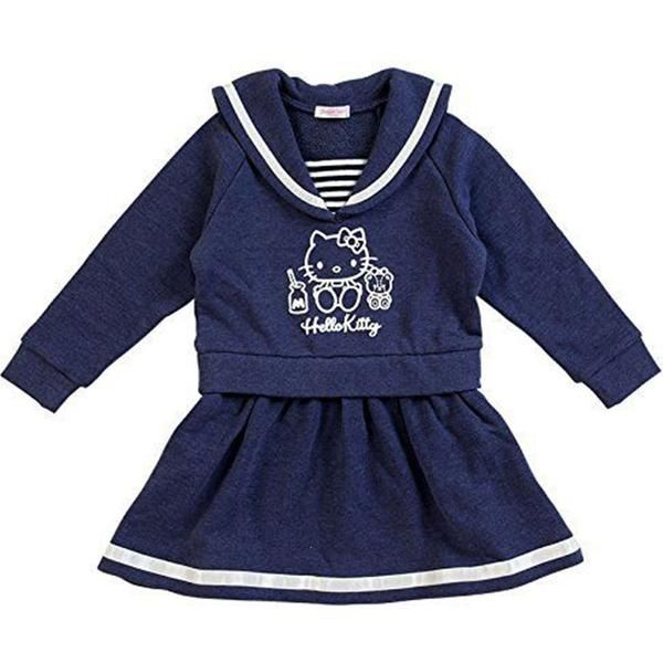 6ba6673d644b Dress your kid up in this super cute Hello Kitty Sailor Dress! Size ...