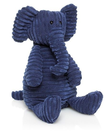 THIS IS A CORDUROY ELEPHANT