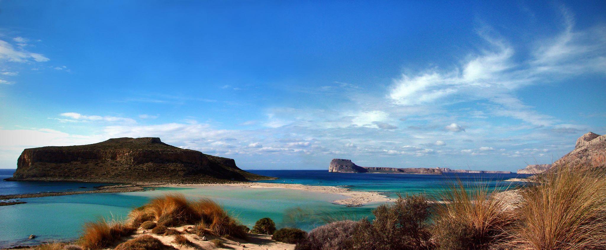 Balos & Gramvousa panorama *  Kissamos Crete
