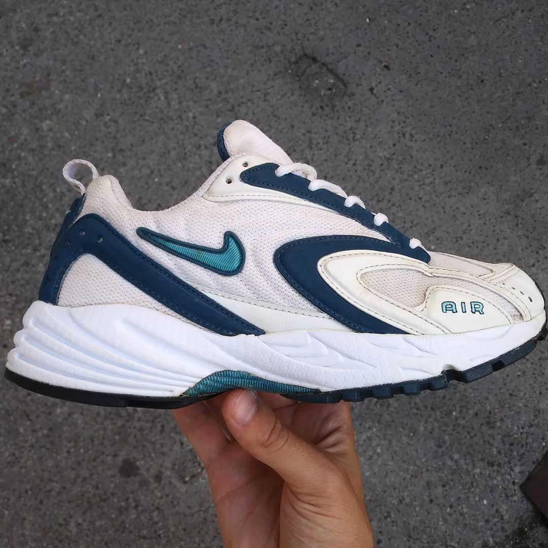 timeless design d12d4 240a9 Nike Air Provoke 1998 (105150 132) 981202 IR size