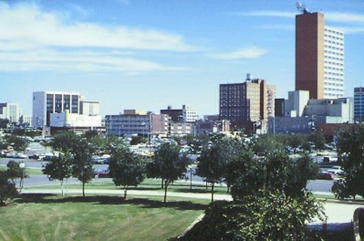 Downtown Lubbock Photo Picture Image Texas At City Lubbock Lubbock Texas Skyline