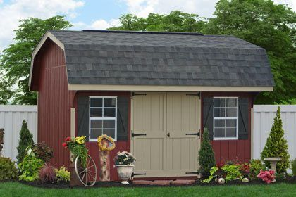 Attrayant Custom Wooden Storage Sheds Nj