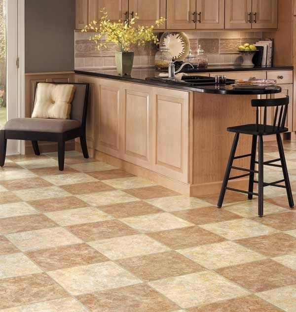 Flooring Ideas Benefits Of Linoleum Floor Linoleum Tile Floor Within