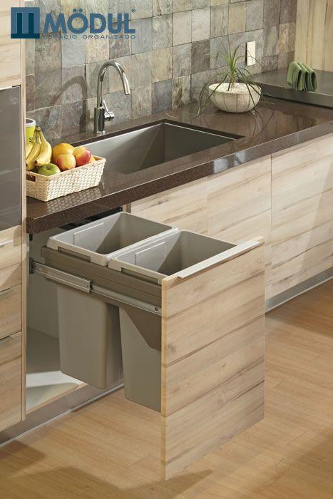 Cajones cocina buscar con google cocina pinterest - Cajones para cocinas ...